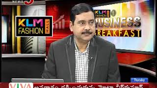 24th Jan 2019 TV5 News Business Breakfast