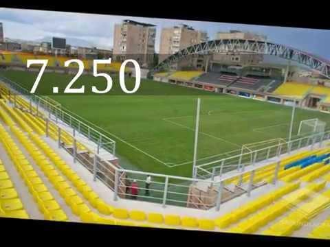 Armenia Football Stadiums