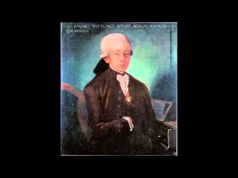 "W. A. Mozart - KV 284e - Recueil des airs du ballet ""Orphée"", arranged for piano quartet"