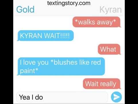 Gold x kyran