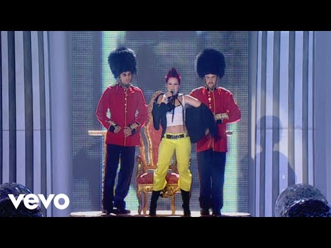 Get the Party Started / Just Like a Pill (Live at the BRIT Awards 2003)