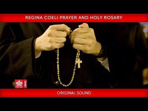 May 23 2020 Regina Coeli and Rosary Cardinal Comastri