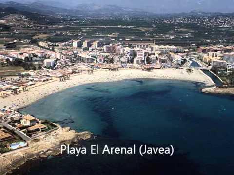 Playas de la Comunidad Valenciana (España)