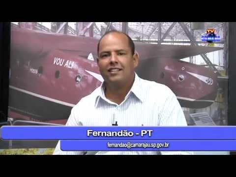 Fala Vereador, Fernando da Silva