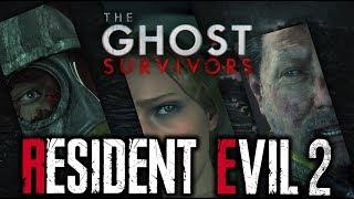 Resident Evil 2 Remake - The Ghost Survivor - DLC Sur Xbox One X