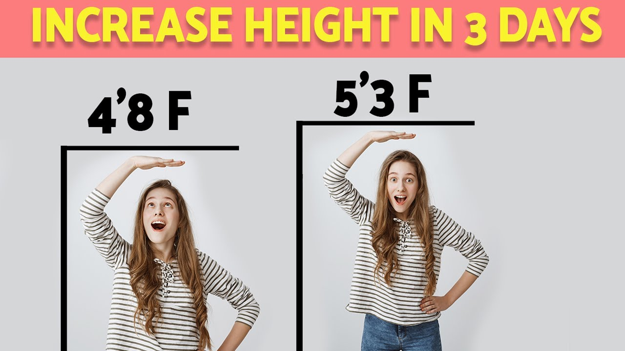 Download 5 Simple Yoga to Increase Your Height in 7 days (Just 5 MINUTES) Increase Height | HealthPedia