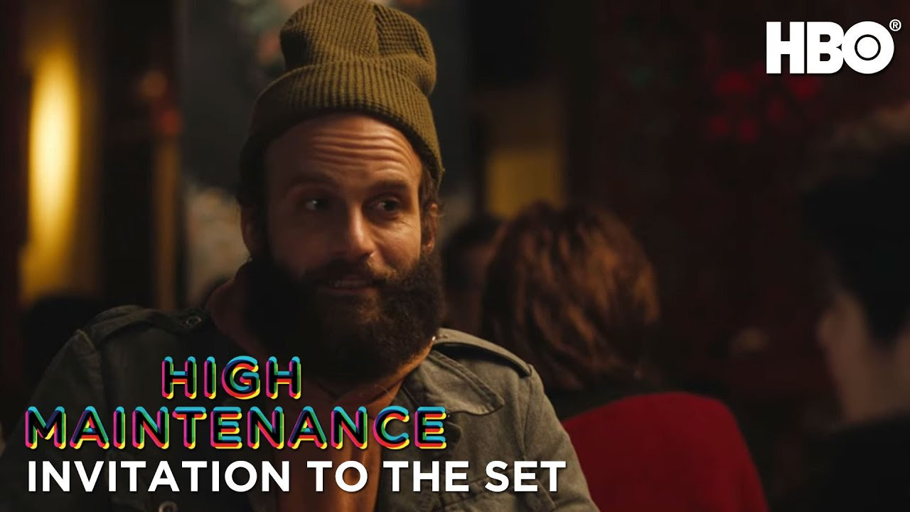 Download High Maintenance: Invitation to the Set with Co-Creator Ben Sinclair | HBO