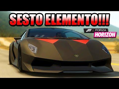 Road To Forza 6 EP2: Lamborghini Sesto Elemento (FH1)