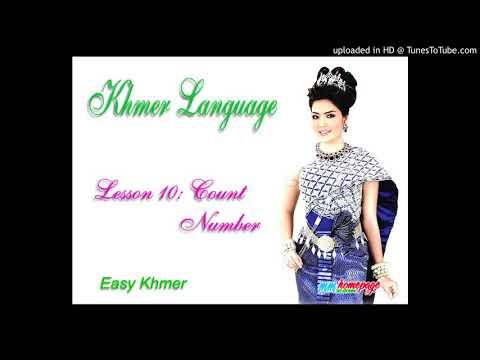 Giáo trình Đàm thoại Việt Khmer bài 10