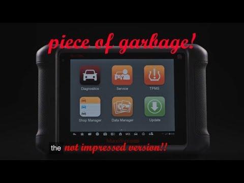 Autel MS906TS Review!!