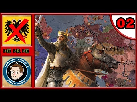 The End Of Germany #2 - CK2: Iron Century - Victory Through Tenacity
