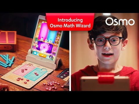 Introducing Osmo Math Wizard - A Magical Hands-On Math Adventure!