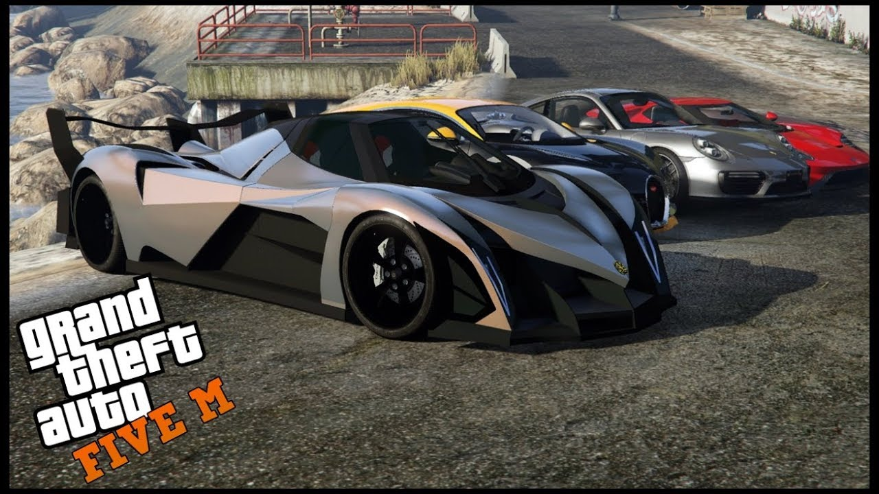 Gta 5 Roleplay 5000 Hp 3 4 Million Dollar Devel Sixteen
