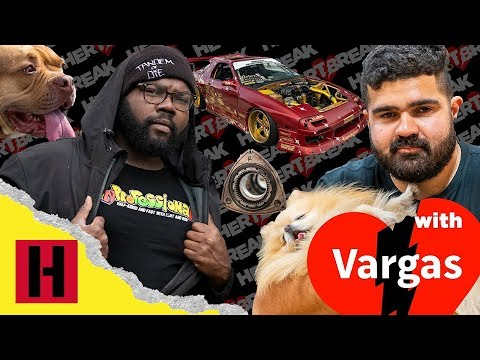 The Greatest Rotary Duo Ever?? Hert and Vargas Chop it Up