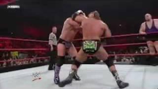 wwe raw 2009 11 09 dx vs jeri show 2 2