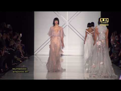 RALPH&RUSSO   SS 17   Paris Haute Couture Week