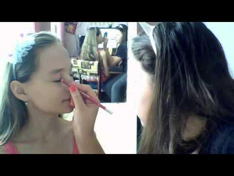 макияж в стиле винкс видео