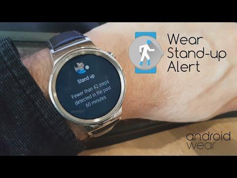budapest térkép android Wear Stand up Alert +Watchface complication bubble – Alkalmazások  budapest térkép android