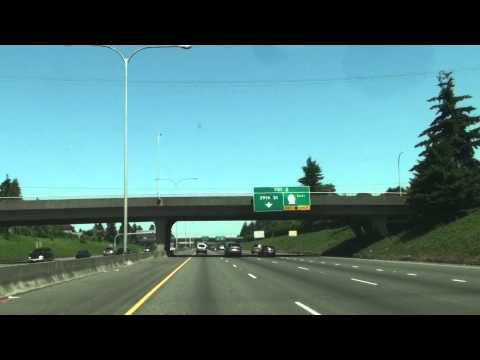 Interstate 5 In Washington, Exit 1C,Portland, OR 97217 To Exit 1C To Exit 4  Vancouver, W