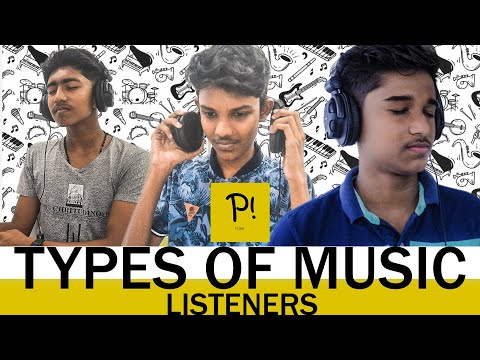 TYPES OF MUSIC LISTENERS | PLING