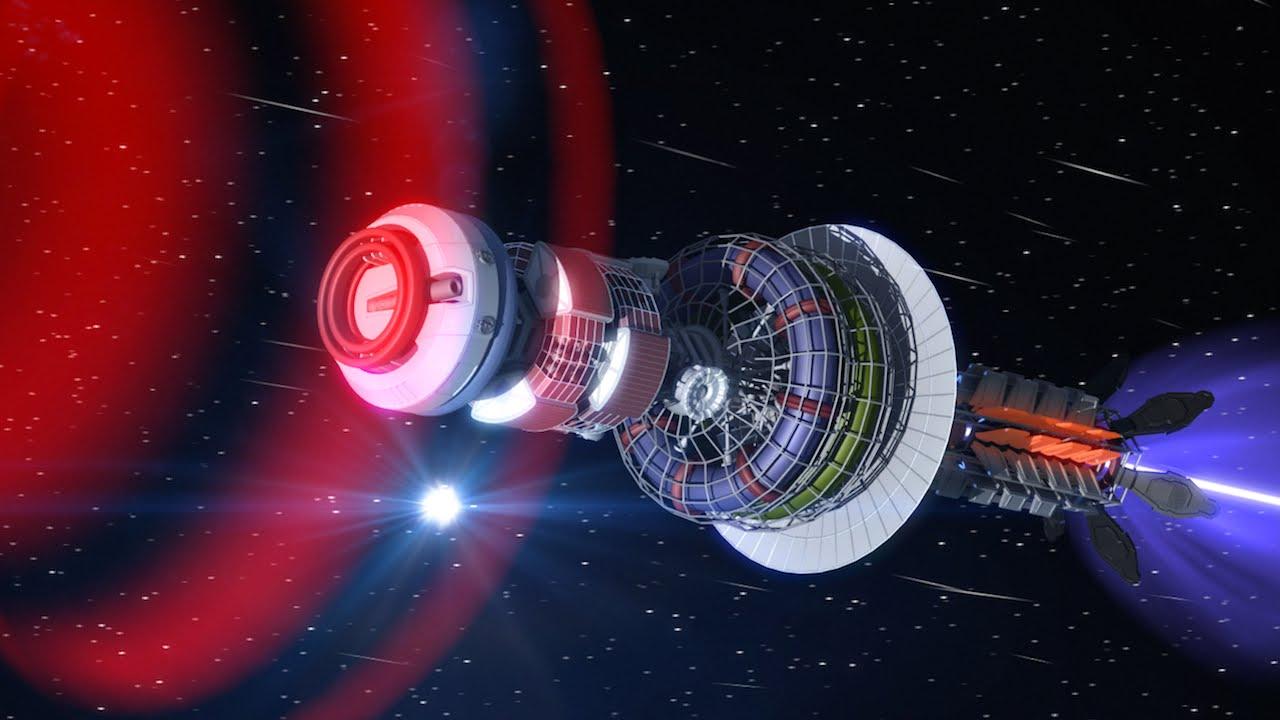 Cosmic Journeys - Interstellar Flight