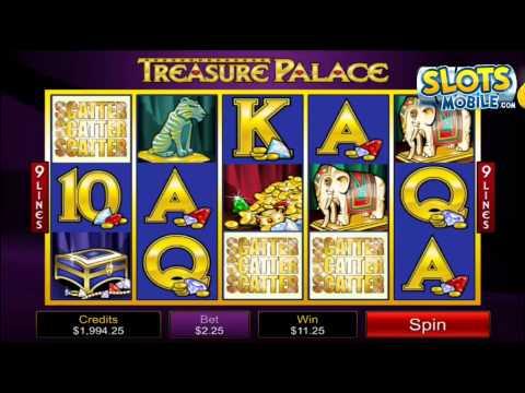 Treasure Palace Mobile Slots