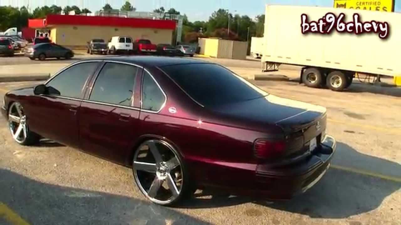 DCM 1996 Impala SS on 24
