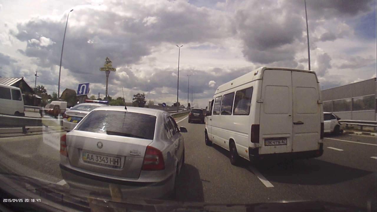 ДТП трасса Киев-Житомер