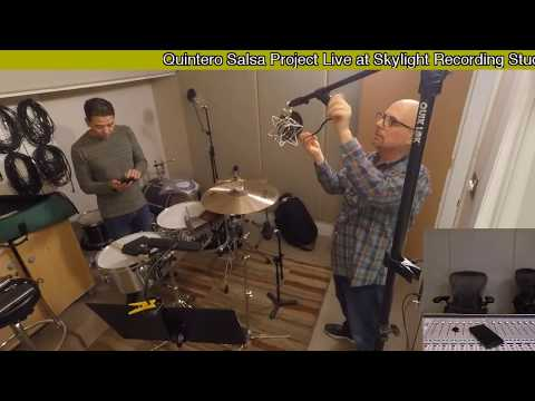 Skylight Recording Live Stream Set Up Session