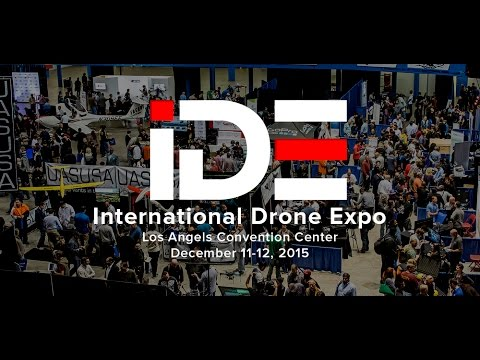 The International Drone Expo 2015