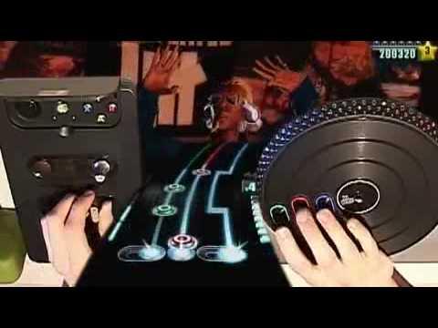 Benny Benassi 'Satisfaction' vs Tiesto 'Elements of Life' (DJ Hero Expert 5_).