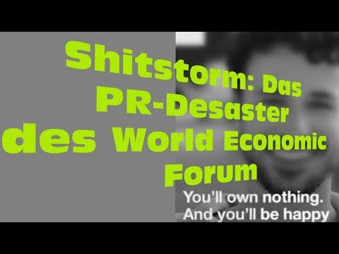 Gerhard Wisnewski: Shitstorm: Das PR-Desaster des World Economic Forum