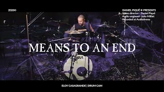 [Drum Cam] Eloy Casagrande - Means To An End (Sepultura)