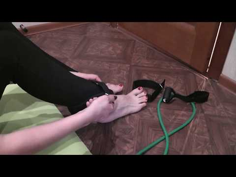 Утяжелители для рук и ног WORKOUT (с дробью) | Магазин WORKOUTиз YouTube · Длительность: 1 мин24 с