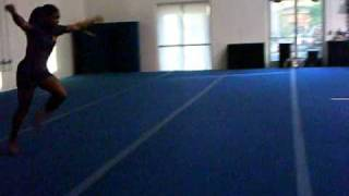 Kasey Aerial Cartwheel Series