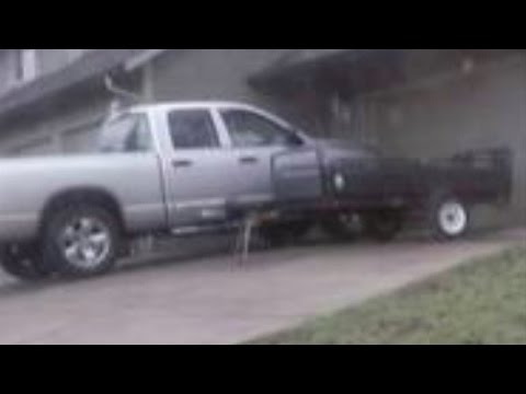 Craigslist ad shows stolen trailer outside victim's home