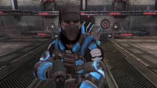 CellFactor: Psychokinetic Wars Gameplay Trailer