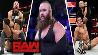 monday night raw 03 december 2018 highlights