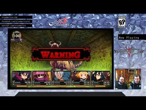 Nearly an hour of Labyrinth of Refrain: Coven of Dusk footage