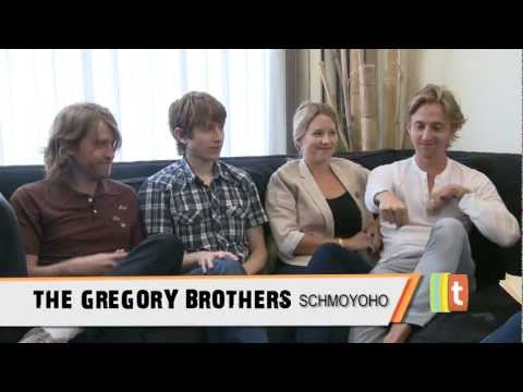 The Gregory Brothers (Tubefilter Interview)