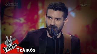 George Efthymiadis - You are my sunshine | Final The Voice of Greece