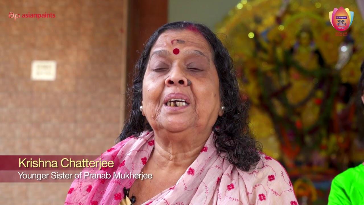 Asian Paints Sharad Shamman | People Of Pujo - Pranab Mukherjee