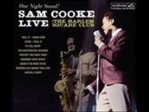 Sam Cooke , It's all right / for sentimental reasons ...