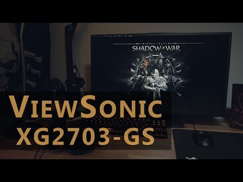 Lim's Cave Review über den Monitor Viewsonic XG2703 GS