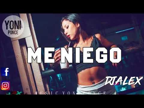 ME NIEGO - REIK ✘ OZUNA ✘ WISIN ✘ DJ ALEX [REMIX]
