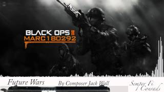 Black Ops 2 Soundtrack: Future Wars