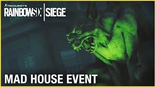 Rainbow Six Siege Episode 114: Mad House Halloween Event!!