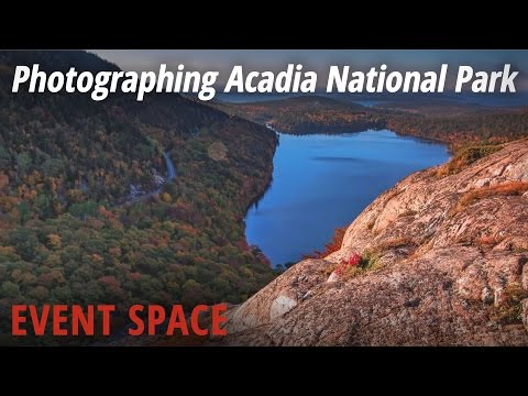 Photographing Acadia National Park with Chris Nicholson