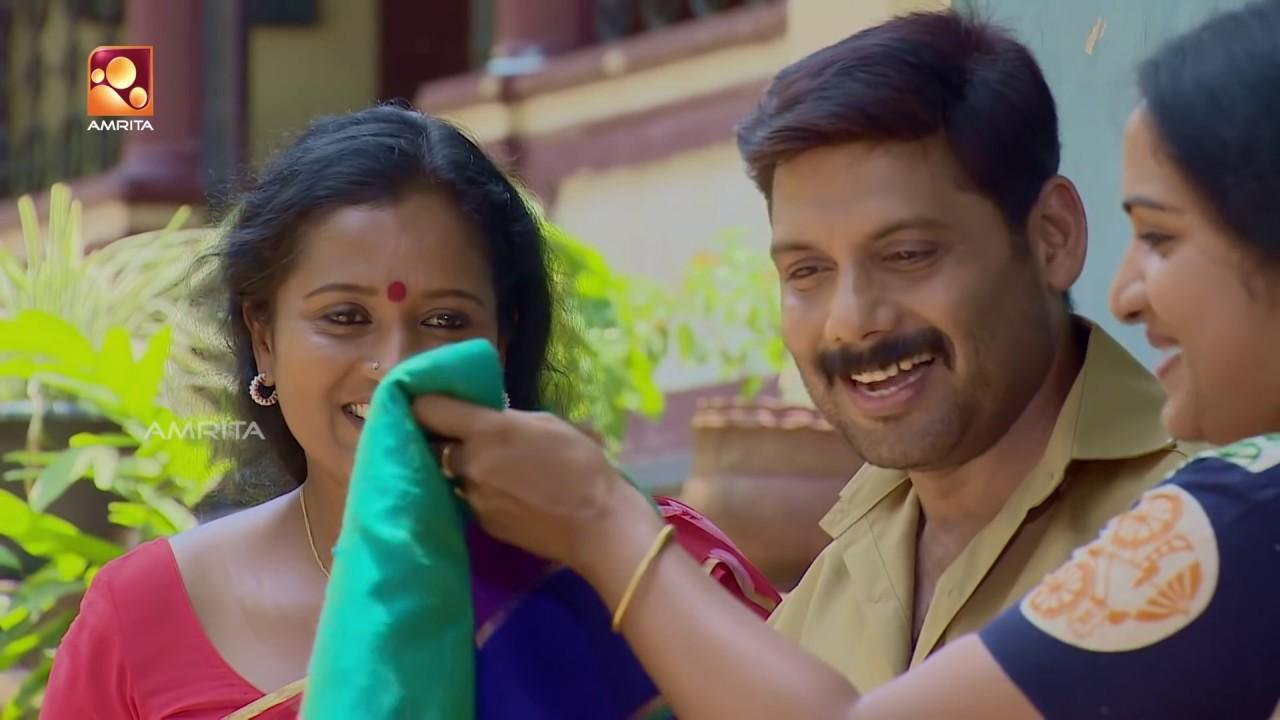 Aliyan vs Aliyan | Comedy Serial |സർപ്രൈസ് ഗിഫ്റ്റ് | Amrita TV | EP: 497