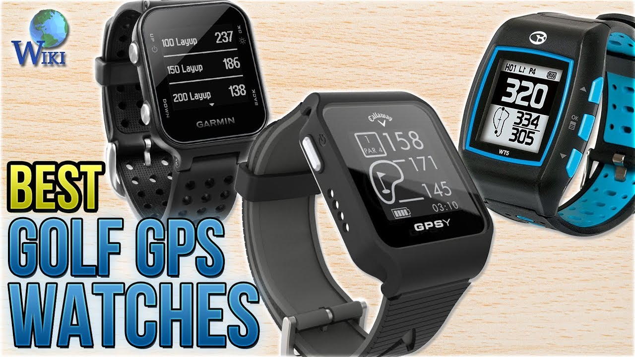 8 Best Golf Gps Watches 2018 Youtube